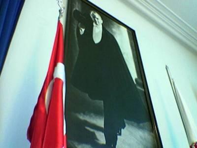 ...ja tietenkin Mustafa Kemal Ataturkin.