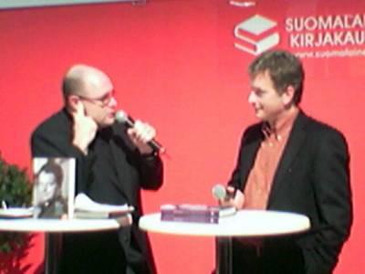 Ruben Stiller haastatteli Sauli Niinistöä Viiden vuoden yksinäisyydestä