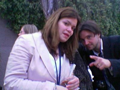 Kolmas ja neljäs suosikkini. Avustajani Laura ja Miikka olivat Roomassa hekin.