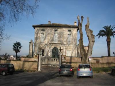 Suomen kulttuurikeskus Villa Lante Roomassa