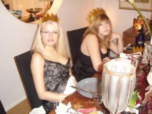 Samat prinsessat jouluna 2005